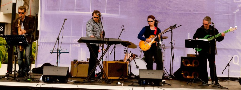 The Band - Docklands Festival