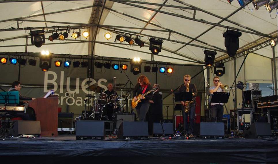 The Band - Boardbeach